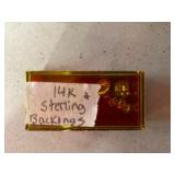 14k & sterling