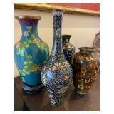 Orientale vases