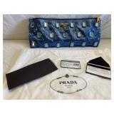 jeweled Prada handbag