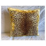 Versace decorative pillow