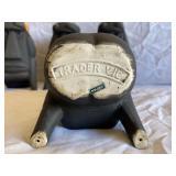 Trader Vic Stone Figure