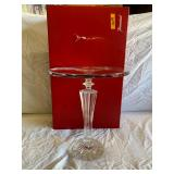 Baccarat Cake stand