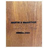 Martin & MacArthur
