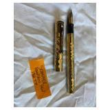 14k gold tip fountain pen