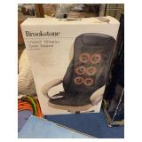 Brookstone chair massager