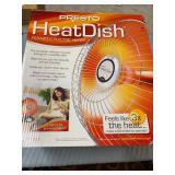 heat dish heater ded