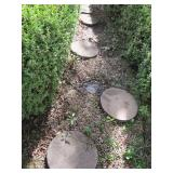 Round pavers for sale
