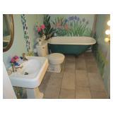 beautiful bath fixtures