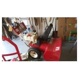 SNAPPER SNOW BLOWER