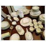 2 sets of Noritake china