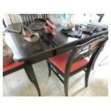 ANTIQUE FURNITURE AND LIGHTING, BLACK AMERICANA ANDIRONS, OLDS 88, MUCH MORE!