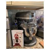 New kitchen aid pro 600