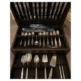 Sterling Silver Flatware Set