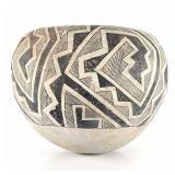 Rare! Ancient Anasazi Tularosa Pottery Seed Jar