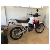 1989 Honda NX2 with title