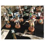 Native American/Southwestern Kachinas Pottery Art
