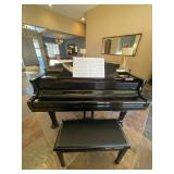 Hazelton Bros Player Piano