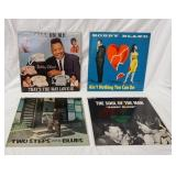 1003LOT OF FOUR BOBBY BLAND ALBUMS; CALL ON ME, AIN