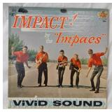 1012IMPACT BY THE IMPACS PROMOTIONAL ALBUM, KING RECORDS 886