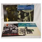 1020LOT OF FOUR ART BLAKLEY & THE JAZZ MESSENGERS ALBUMS; SELF TITLED,THE BIG BEAT, A NIGHT AT BIRD
