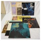 1024LOT OF NINE JOHN LEE HOOKER ALBUMS; HOUSE OF THE BLUES, IT SERVE YOU RIGHT TO SUFFER, THAT'S MY
