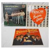 1029LOT OF 3 R & B ALBUMS; THE KING PINS IT WONT BE THIS WAY ALWAYS, BARBARA GEORGE I KNOW YOU DON'