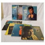 1034LOT OF SEVEN CONWAY TWITTY ALBUMS; PORTRAIT OF A FOOL, THE COUNTRY TWITTY TOUCH, THE ROCK & ROL