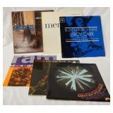 1036LOT OF SIX BLUES ALBUMS; SONNY BOY WILLIAMSON DOWN & OUT BLUES & DON'T SEND ME NO FLOWERS, MEMP