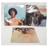 1041LOT OF THREE IMPORTED ALBUMS; FLEETWOOD MAC MR. WONDERFUL (GATEFOLD) GRAHAM BONNEY SUPER GIRL &