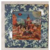 1042THE ROLLING STONES, THEIR SATANIC MAJESTIES REQUEST STEREO ALBUM DECCA MADE IN ENGLAND TXS 103,
