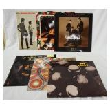 1055LOT OF SIX BRITISH IMPORT ALBUMS; THE SPENCER DAVIS GROUP THIER FIRST LP & THE SECOND ALBUM, PR