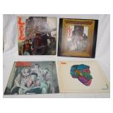 1065LOT OF FOUR LOVE ALBUMS; DE CAPO, SELF TITLED, FOREVER CHANGES, & FOUR SAIL