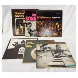 1073LOT OF SIX JAZZ ALBUMS; SONNY ROLLINS SONNY