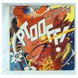 1084THE DEVIANTS UNDERGROUND PTOOFF ALBUM RECORD COVER UNFOLDS INTO POSTER, UNDERGROUND IMPRESARIOS