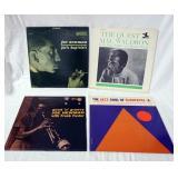 1089LOT OF FOUR JAZZ ALBUMS ON PRESTIGE LABEL; JOE NEWMAN JOES HAP