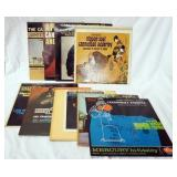 1093LOT OF NINE CANNONBALL ADDERLY ALBUMS; CANNONBALL ENROUTE, THE DIRTY BLUES, IN SAN FRANCISCO, L