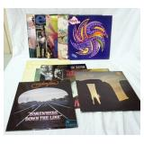 1099LOT OF TEN BRITISH IMPORT ALBUMS; FLEETWOOD MAC KILN HOUSE (GATEFOLD, COMES WITH INSERT) HOLY M
