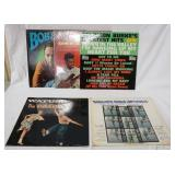 1100LOT OF FIVE R & B ALBUMS; BOB & EARL, INEZ & CHARLIE FOXX COME BY HERE, SOLOMON BURKES GREATEST