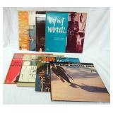 1103LOT OF EIGHT JAZZ ALBUMS; BOBBY TIMMONS TRIO FROM THE BOTTOM, CLARK TERRY *MUMBLES* & THE POWER
