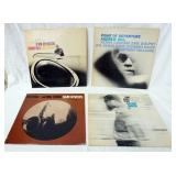 1116LOT OF FOUR JAZZ ALBUMS ON BLUE NOTE; ANDREW HILL POINT OF DEPARTURE, DONALD BIRD A NEW PERSPEC