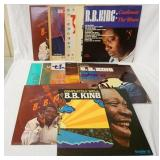 1137LOT OF 11 B.B. KING ALBUMS; COMPLETELY WELL (GATEFOLD) LUCILLE/B.B. KING BLUES WAY (GATEFOLD) M