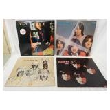 1146NAZZ LOT OF THREE ALBUMS & RUNT;  SELF TITLED (GATEFOLD) NAZZ NAZZ, NAZZ II & RUNT