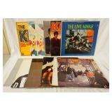 1150LOT OF 12 ALBUMS, THE KINKS/DAVE DAVIES; SOMETHING ELSE BY THE KINKS, ARTHUR (OR THE DECLINE AN