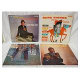 1163LOT OF FOUR LITTLE WILLIE JOHN ALBUMS ON KING RECORD LABEL; SURE THINGS, THE SWEET THE HOT TEEN