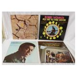 1165LOT OF FOUR R & B ALBUMS; THE 5 STAIRSTEPS & CUBIE OUR FAMILY PORTRAIT, BOBBY WOMACK FLY ME TO