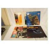 1173LOT OF EIGHT RAY CHARLES ALBUMS; RAY CHARLES (COLLECTORS SERIES) RAY CHARLES LIVE IN CONCERT, T