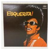 1191ORIGINAL ESQUERITA! ALBUM CAPITOL RECORDS T 1186