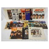 1193LOT OF 20 AMERICAN THE BEATLES 45S IN PICTURE SLEEVES