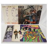 1208LOT OF SEVEN YARDBIRD ALBUMS FOUR ARE BRITISH; FIVE LIVE ( TWO COPIES) & SELF TITLED (TWO COPIE
