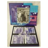 1215FRANKIE LYMON AND THE TEENAGERS COMPLETE RECORDINGS BOX SET. COMES WITH FIVE CDS & BOOK (BEAR F